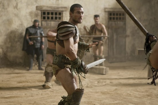 Spartacus:Ê Blood and Sand; Episode 110