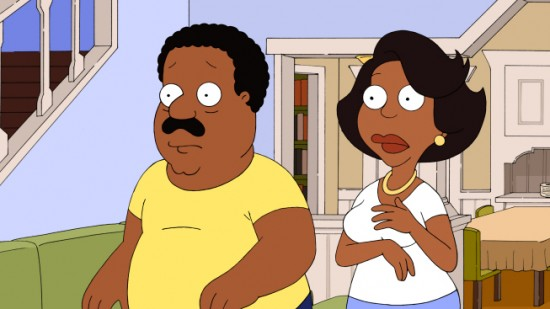 THE CLEVELAND SHOW You're the Best Man, Cleveland Brown