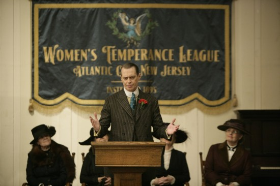 Steve Buscemi in Boardwalk Empire (HBO)