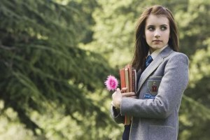 Emma Roberts in WILD CHILD (ABC Family)