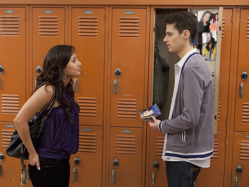 """THE SECRET LIFE OF THE AMERICAN TEENAGER Season 3 Episode 10 """"My Girlfriend's Back"""""""