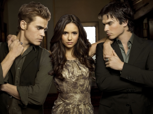 The Vampire Diaries (CW) Cast