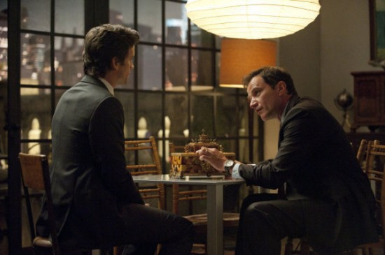 "WHITE COLLAR ""Prisoner's Dilemma"""