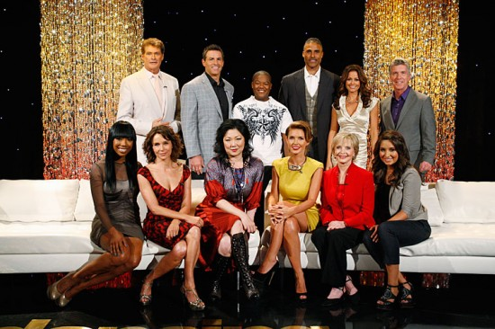 Dancing with the Stars (ABC) Season 11 Cast