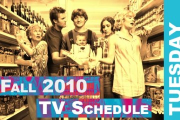 Fall 2010 TV Schedule - TUESDAY | Daemon's TV