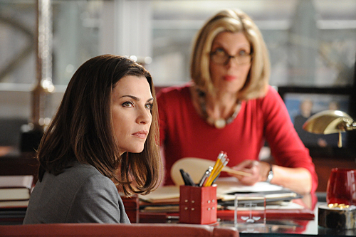 THE GOOD WIFE (CBS) Taking Control