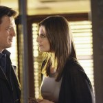 CASTLE (ABC) He's Dead, She's Dead - NATHAN FILLION, STANA KATIC