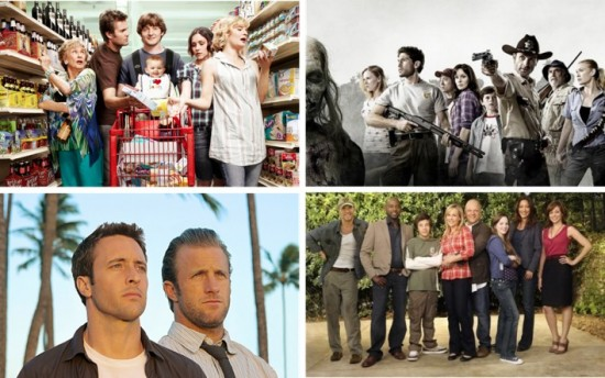 Fall 2010 Top 5 TV Shows