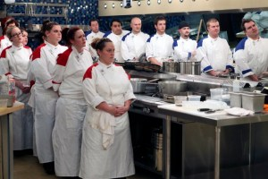 HELL'S KITCHEN (FOX) Season 8 Episode 1