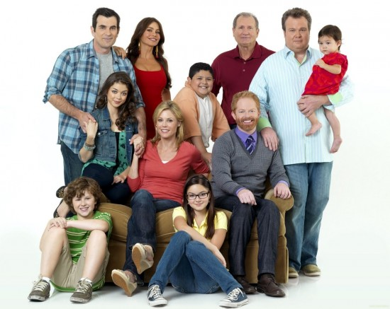 Modern Family (ABC) Season 2 Cast