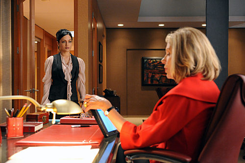 """THE GOOD WIFE """"Double Jeopardy"""""""