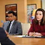 THE GOOD WIFE (CBS) Breaking Fast