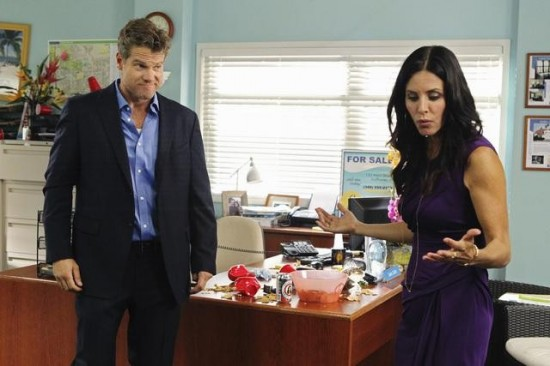 """COUGAR TOWN """"Keeping Me Alive"""""""