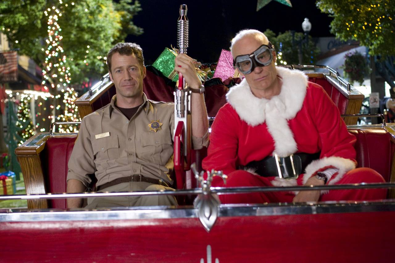 Colin Ferguson Talks TRIASSIC ATTACK and EUREKA Holiday Special ...