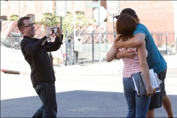 Lie To Me (FOX) Behind the Scenes with Tim Roth
