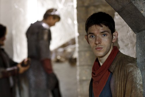 "MERLIN ""The Eye of the Phoenix"" BBC"