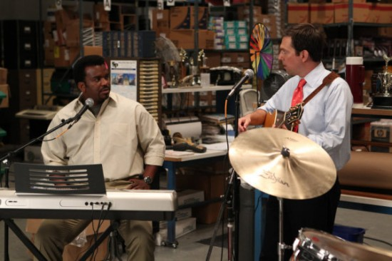 The Office (NBC) - The Sting