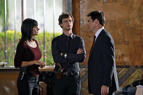 """CRIMINAL MINDS """"Reflections of Desire"""" (CBS)"""