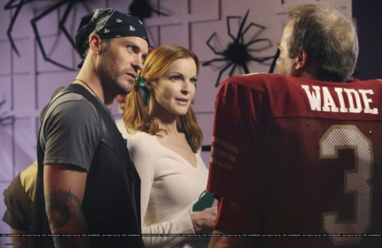 """Desperate Housewives """"Excited and Scared"""" ABC"""
