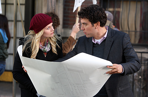 HOW I MET YOUR MOTHER (CBS) Architect of Destruction