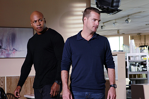 NCIS: LOS ANGELES (CBS) Bounty