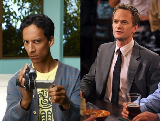 Abed or Barney