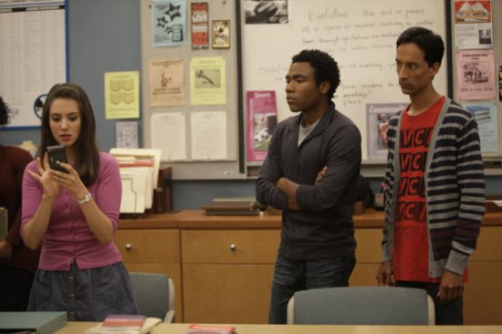Community episode 10 season 2 : The jackson five movie
