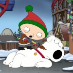 FAMILY GUY Road to the North Pole