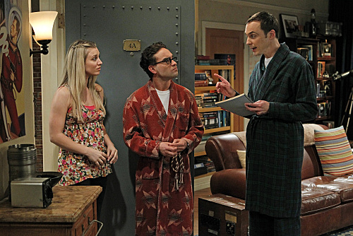 """THE BIG BANG THEORY """"The Boyfriend Complexity"""""""