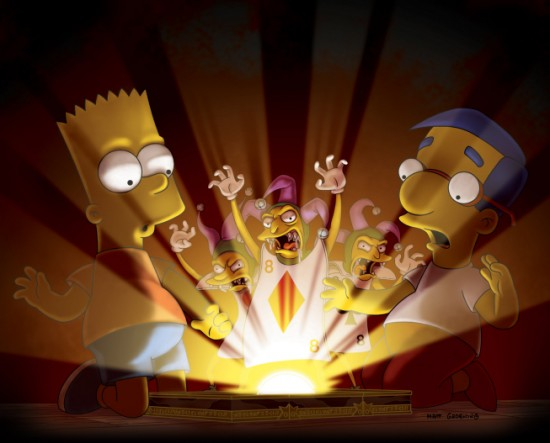 "THE SIMPSONS ""Treehouse of Horror XX"""