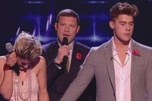 X Factor (itv) Results Show 6