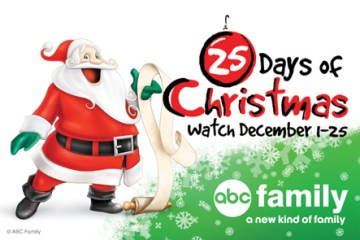 ABC Family | 25 Days of Christmas 2010
