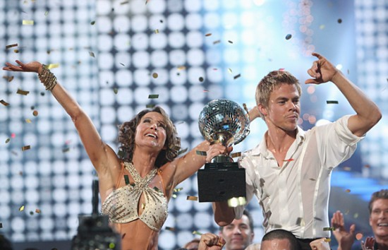 Dancing with the Stars 2010 Season 11 Winner | Jennifer Grey and Derek Hough