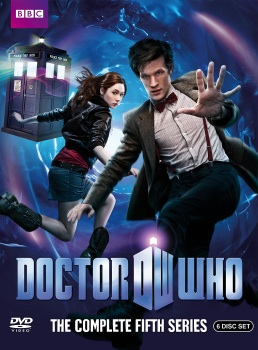 Doctor Who Season 5 DVD