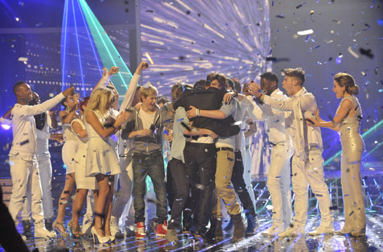 X Factor Results Show 10