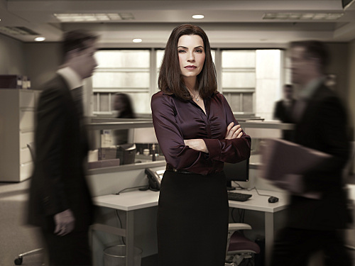 """THE GOOD WIFE """"Two Courts"""" CBS"""