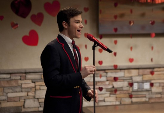 GLEE Silly Love Songs