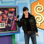 Pauley Perrette THE PRICE IS RIGHT