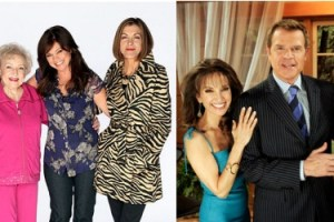 Hot in Cleveland and All My Children