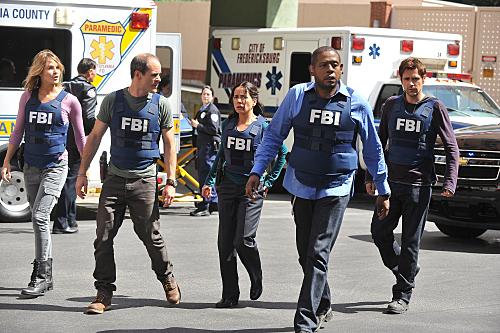 CRIMINAL MINDS: SUSPECT BEHAVIOR (CBS) Here Is The Fire