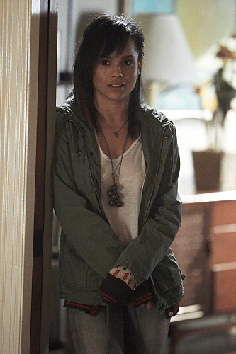 First Look of Zoe Kravitz CALIFORNICATION Season 4  TV Equals