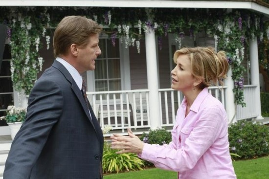 DESPERATE HOUSEWIVES (ABC) Everything's Different, Nothing's Changed
