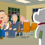 """FAMILY GUY (FOX) """"Tiegs for Two"""""""