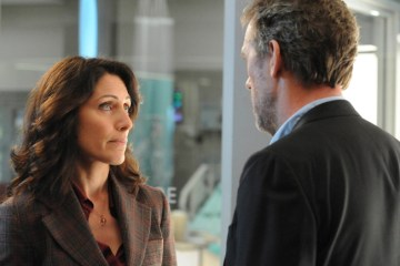 HOUSE Out of the Chute Season 7 Episode 16