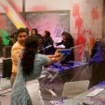 Outsourced (NBC) Todd's Holi War