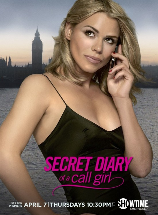 secret diary of a call girl season 4 poster