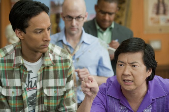 """COMMUNITY """"Applied Anthropology and Culinary Arts"""" Season 2 Episode 22"""