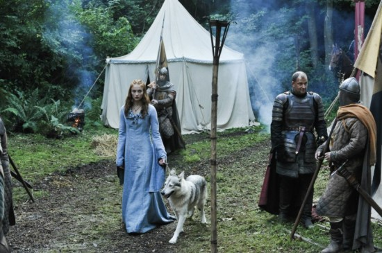 GAME OF THRONES The Kingsroad Episode 2