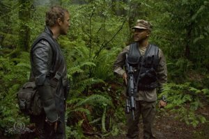 STARGATE UNIVERSE (SGU) The Hunt Season 2 Episode 16