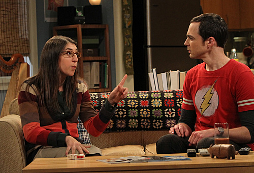 BIG BANG THEORY (CBS) The Agreement Dissection
